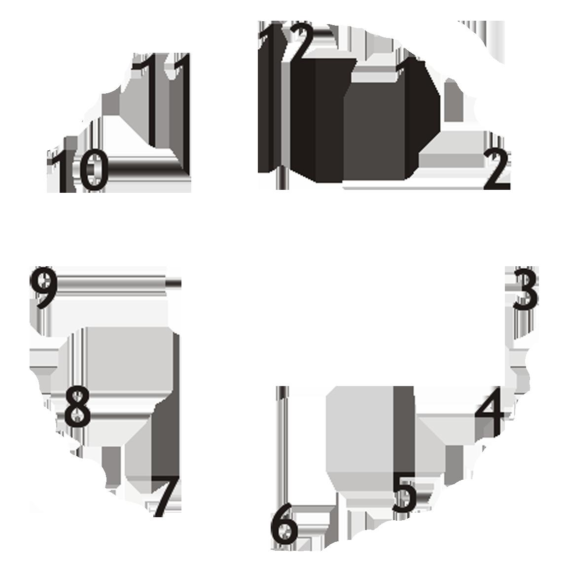 Фон для часов своими руками